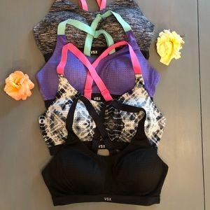 Victoria secret sports bra bundle